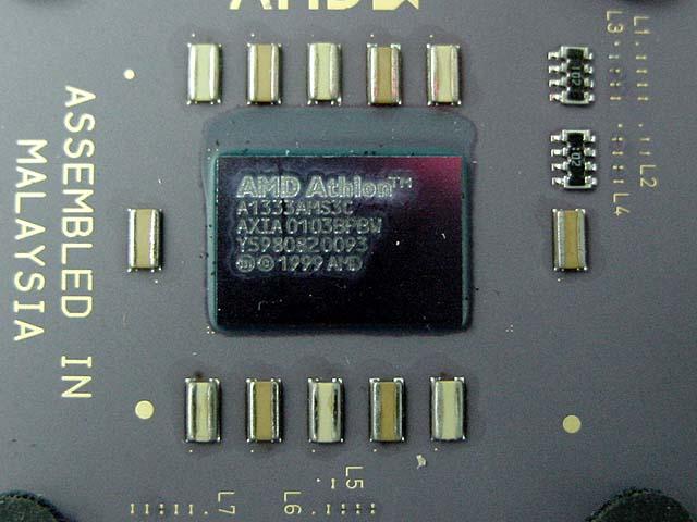AMD Athlon 1333MHz