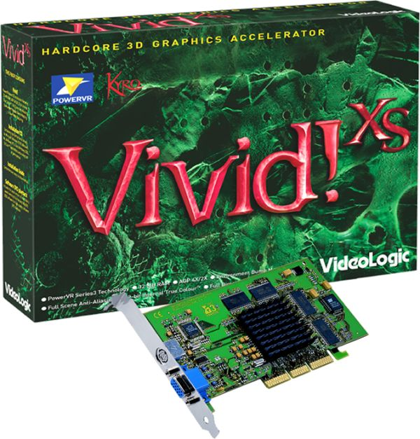 VideoLogic Vivid!XS