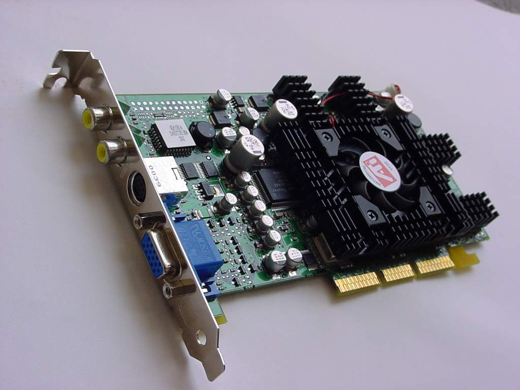 Angebliche ATI Radeon SE