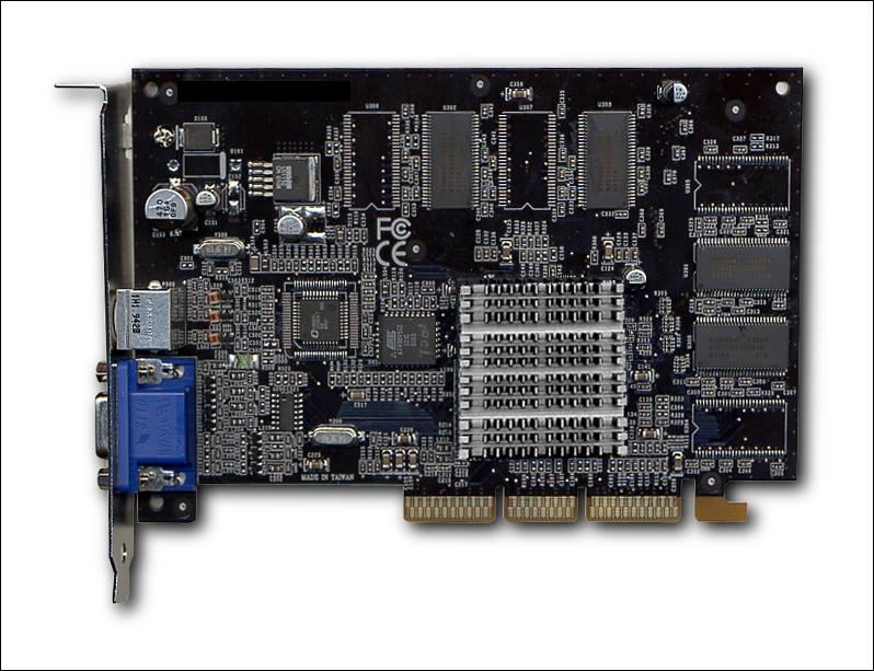 Siluro GeForce2 T200