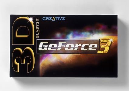 Creative 3D Blaster GeForce3