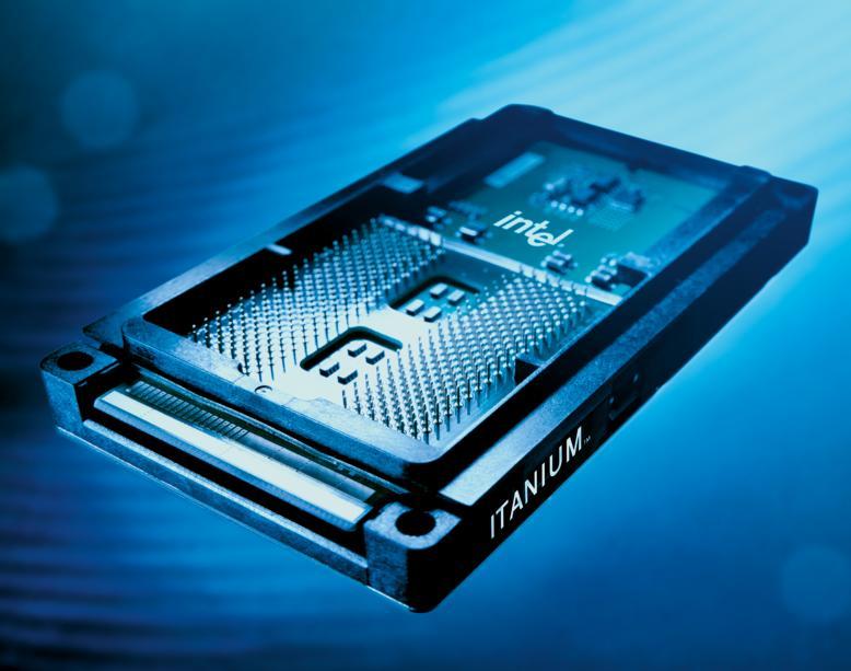 Intel Itanium Prozessor