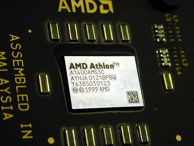 1400MHz Athlon