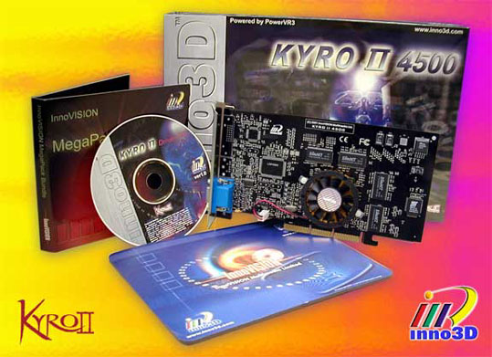 Inno3D KYRO II 4500