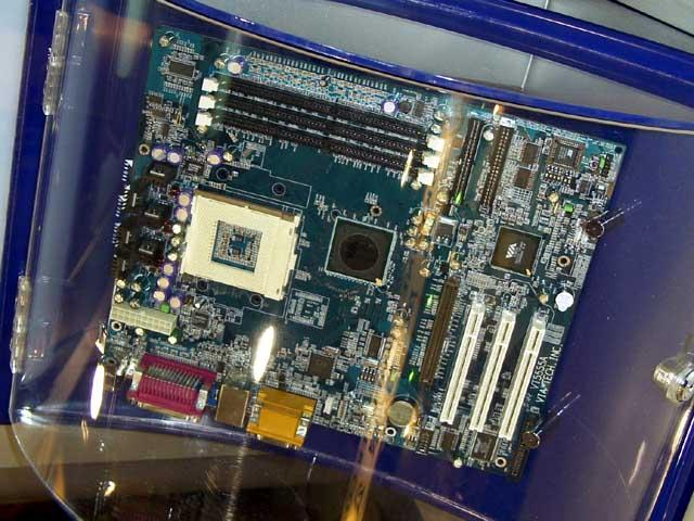 VIA P4X266 Motherboard