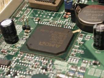 AMD-760MP Southbridge