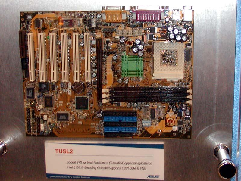 ASUS TUSL2 (i815E B-Step)