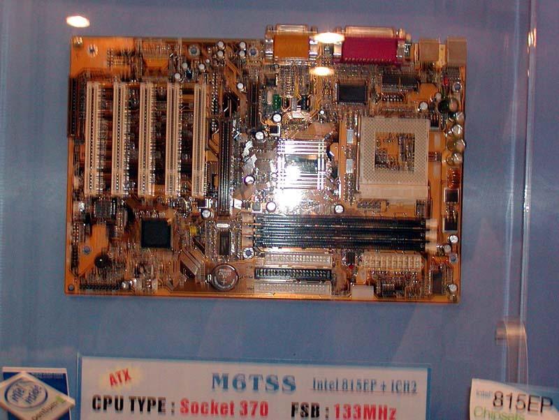 Biostar M6TSS (i815EP B-Step)