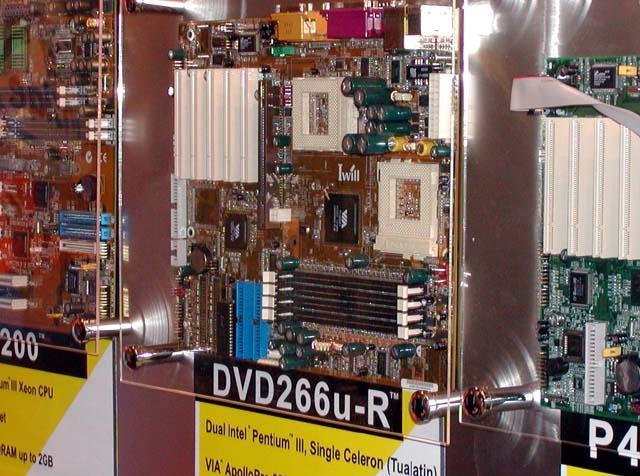 IWill DVD266u-R (VIA Apollo Pro266T)