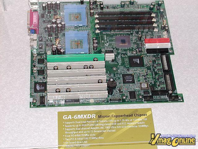 Gigabyte GA-6MXDR