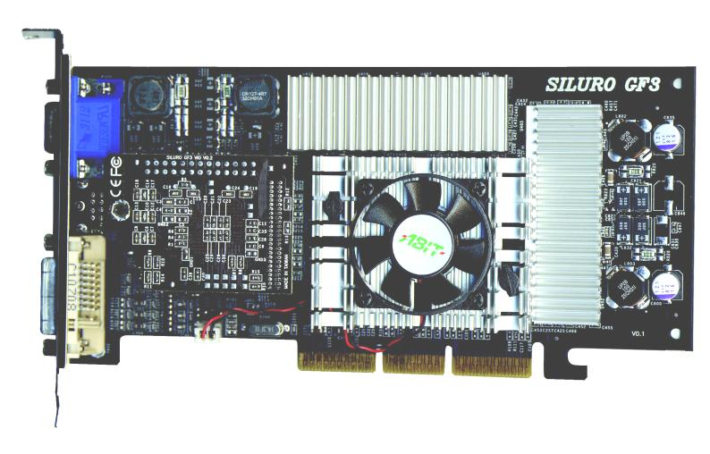 ABIT Siluro GF3 VioGeforce3