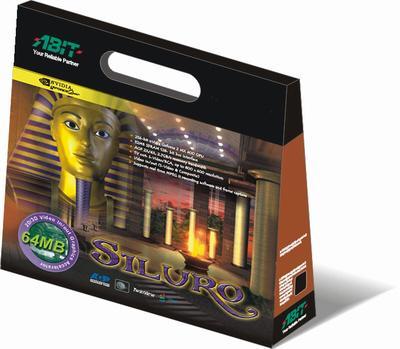 ABIT Siluro GF3 VioGeforce3 Verpackung
