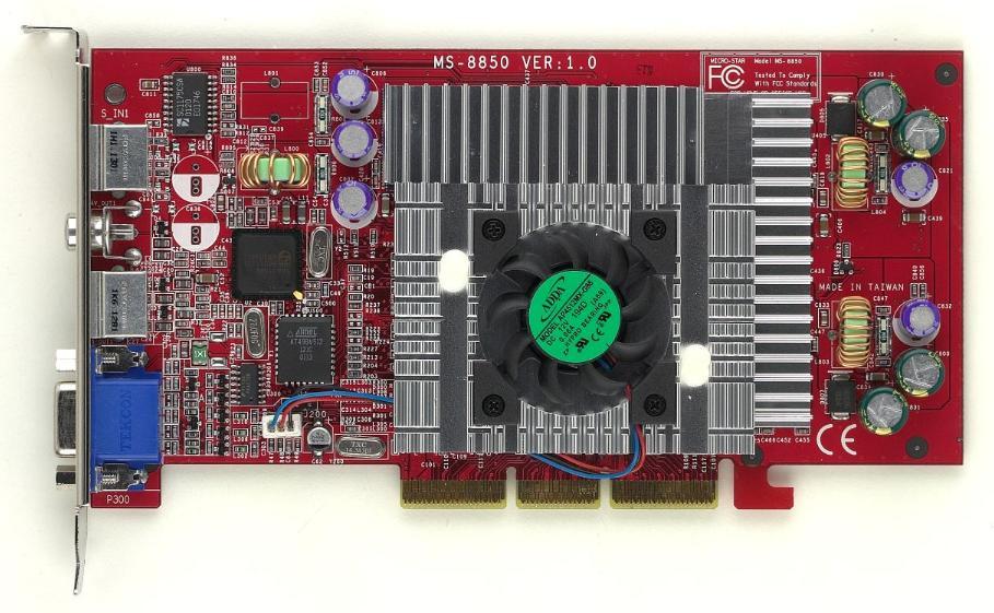 MSI MS-8850