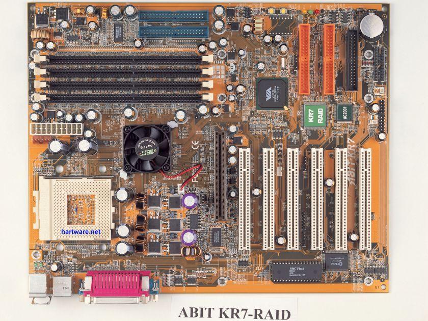 ABIT KR7-RAID