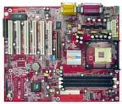 VIA P4X266 PR22-R