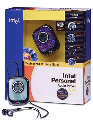 Intel Personal Audio Player 3000