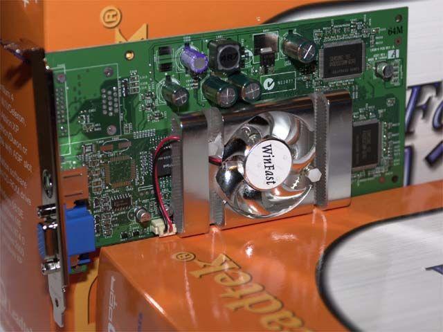 Leadtek GeForce4 MX
