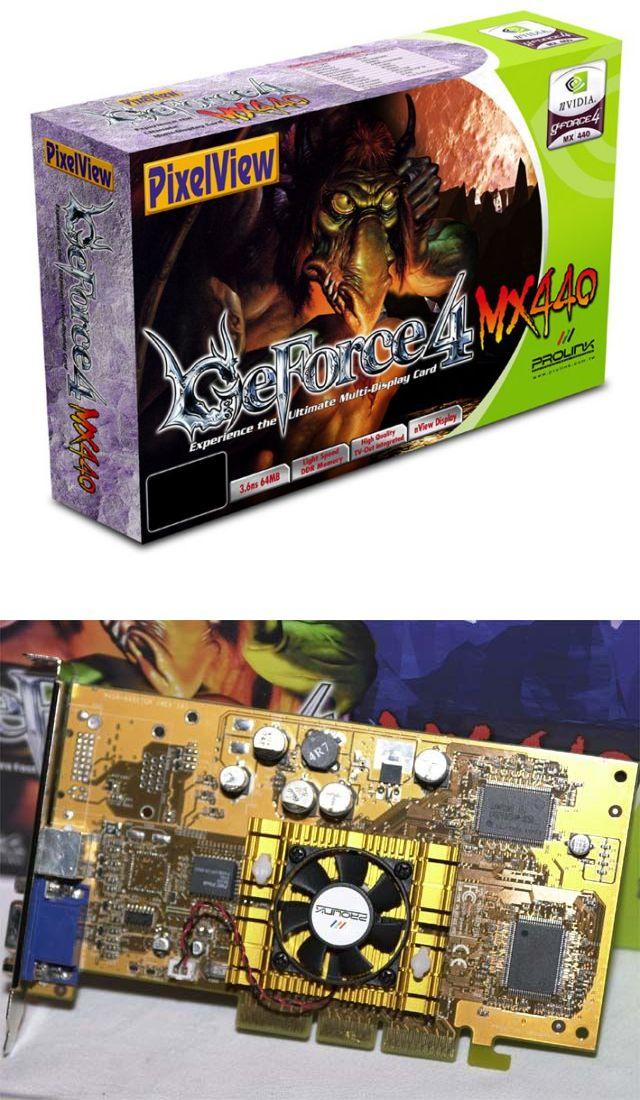 Prolink PixelView GeForce4 MX440