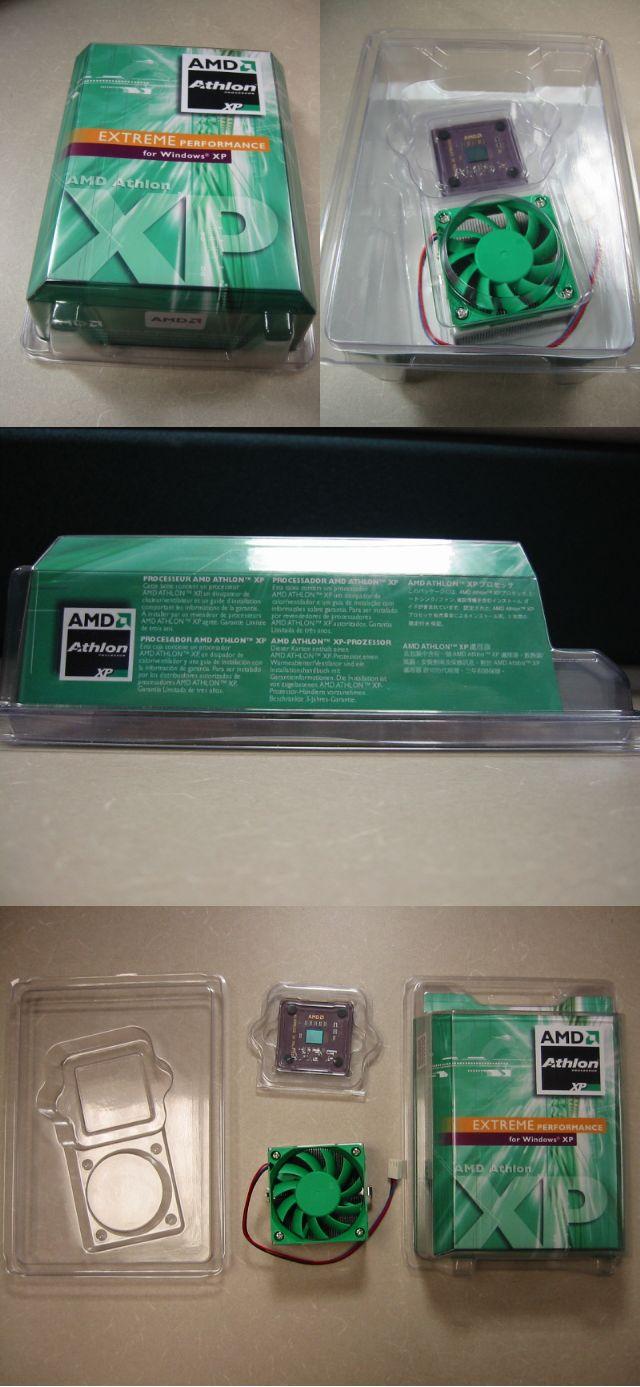 AMD Athlon XP 'Processor In a Box'