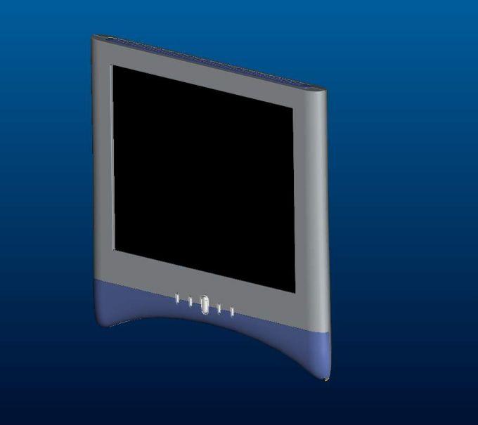 QDI LM-700 Flachbildschirm