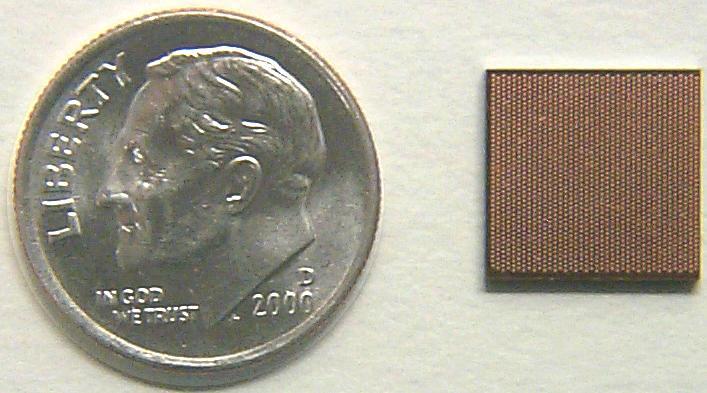 52 MBit SRAM Speicherchip