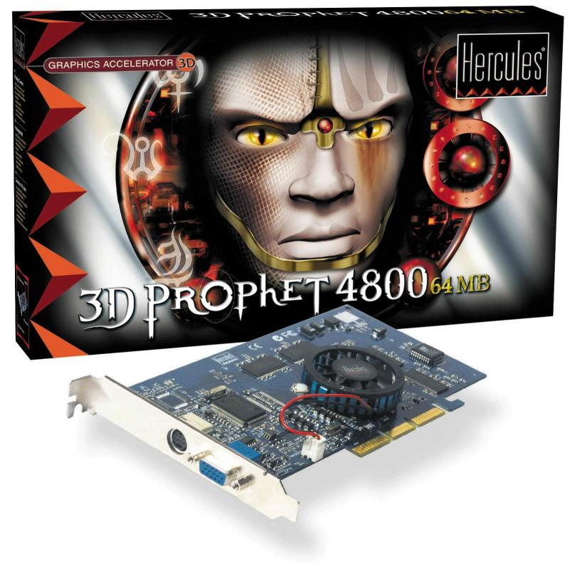 Hercules 3D Prophet 4800