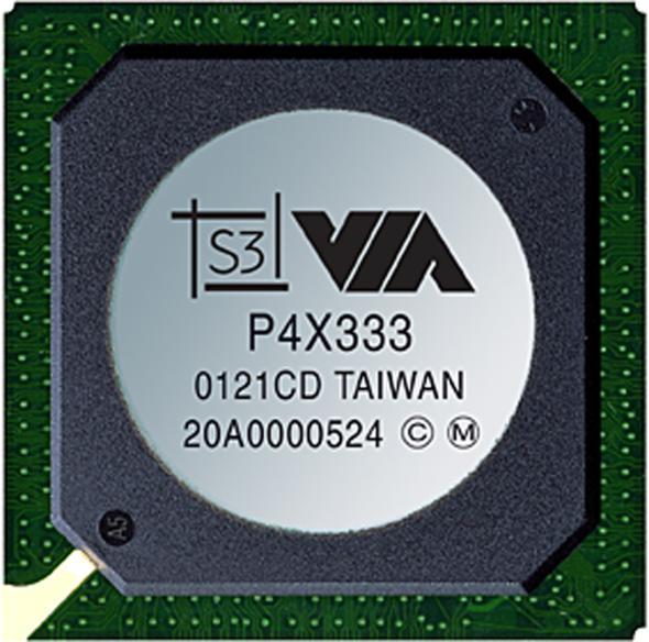 VIA P4X333