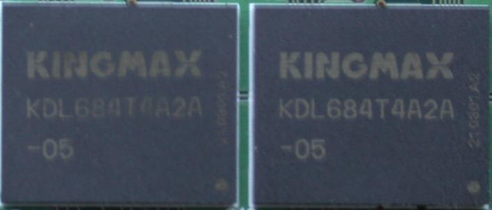 Kingmax 5ns Speicherchips