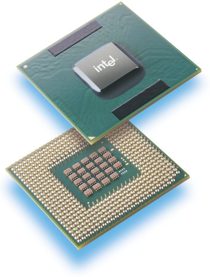 Mobile Pentium 4-M Prozessor