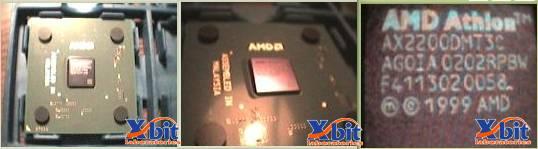 Athlon XP 2200+