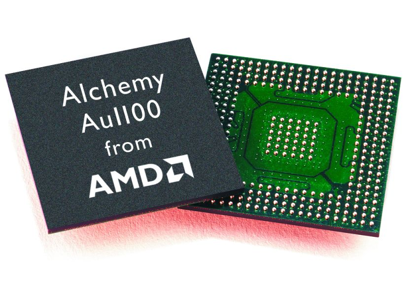 AMD Alchemy Au1100