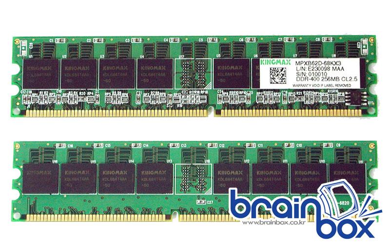Kingmax PC3200 (Quelle Brainbox)