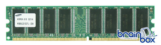 Samsung PC3200 (Quelle Brainbox)
