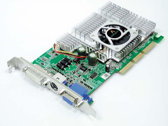 Creative Radeon 7500LE