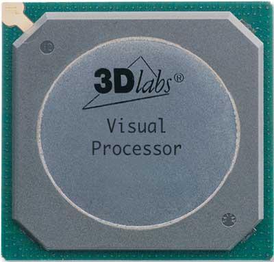 3Dlabs VPU