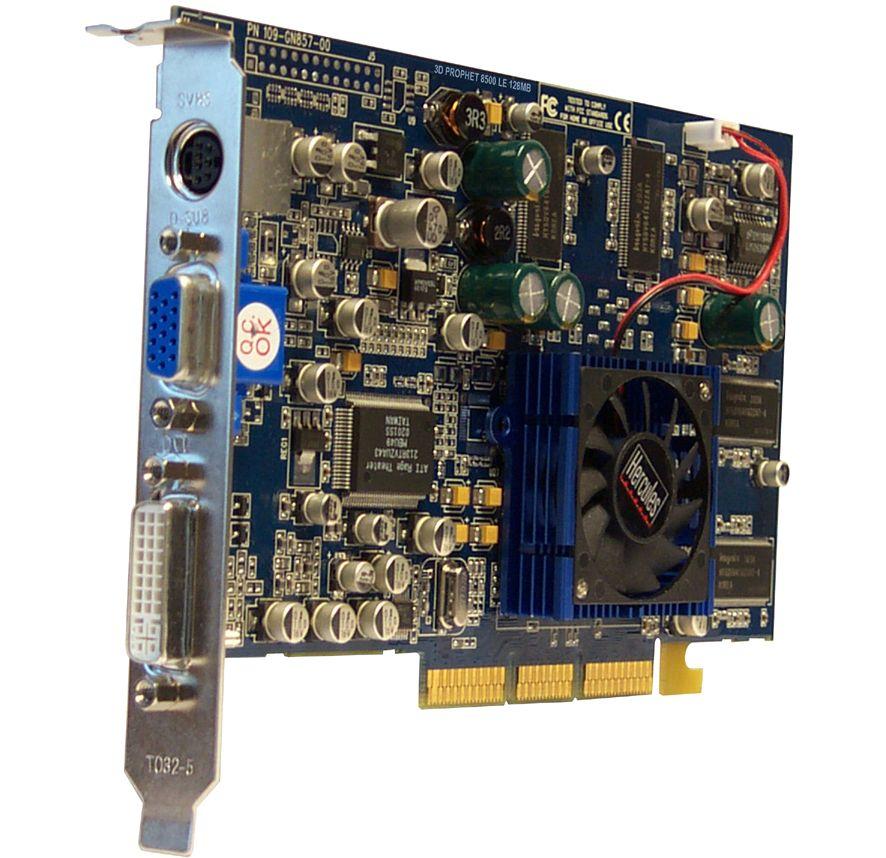 Hercules 3D Prophet 8500 LE 128MB