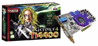 Soltek GeForce4 Ti4400