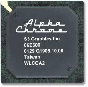 S3 Alpha Chrome Chip