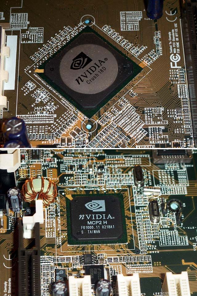 nVidia Crush 18D