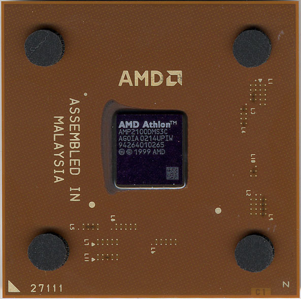 AMD Athlon MP