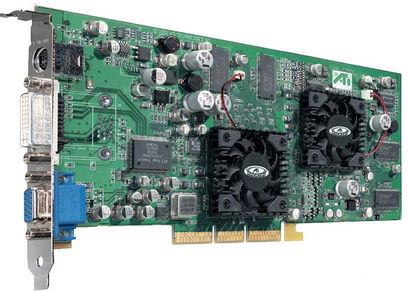 ATI Radeon 8500 MAXX (angeblich)