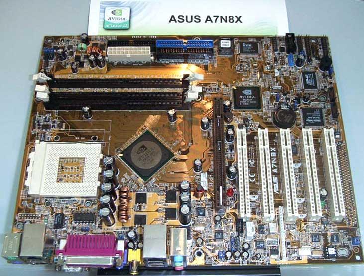 Asus A7N8X