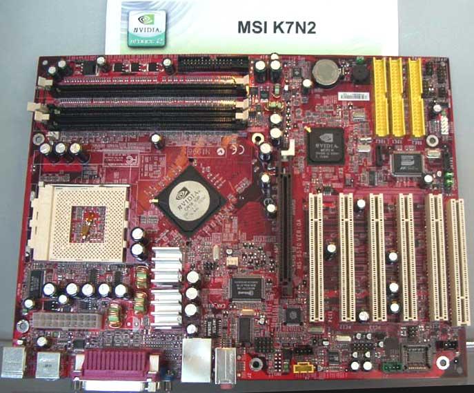 MSI K7N2