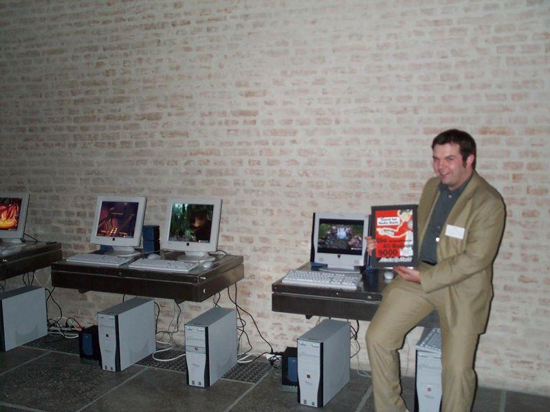 Testlabor-Leiter Pilling von der PC Games