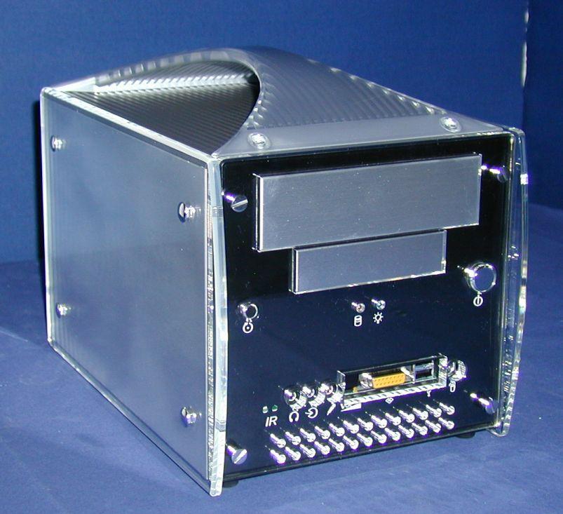 e-cube CF-S868 von Jet-Computer