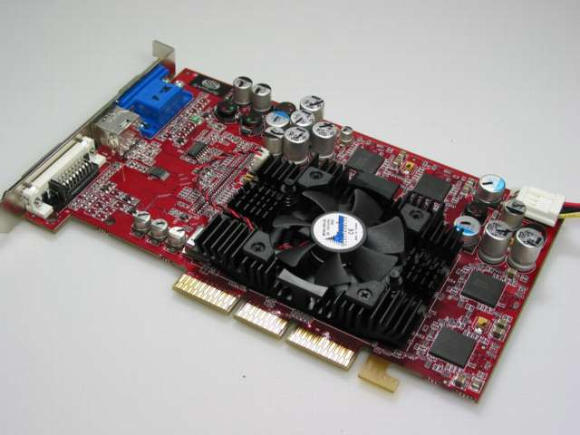 Sapphire Radeon 9700 Karte