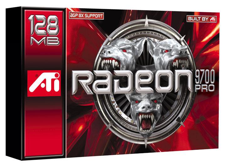 ATI Radeon 9700 Pro Box