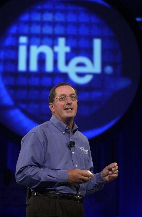 Paul Otellini - Intel President
