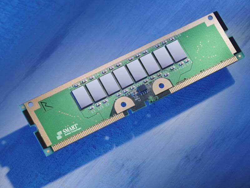 RDRAM Speichermodul ohne Heatspreader
