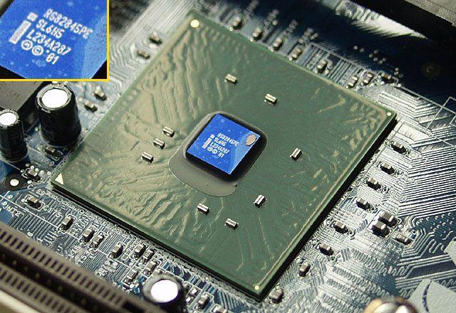 Intel 845PE Chipsatz